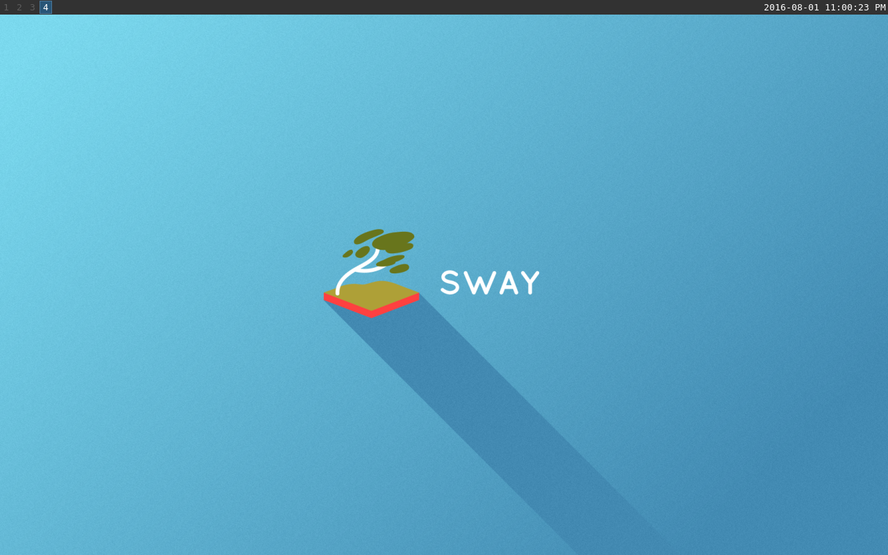 Welcome to Sway!