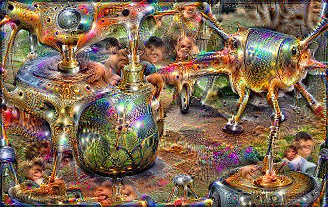 Deepdream JPEG